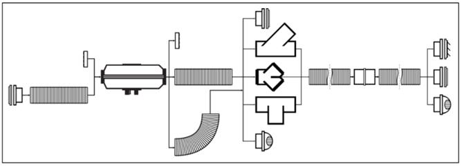 Warmluftsystem Autoterm Air
