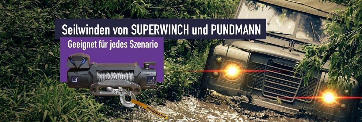 Pundmann Seilwinden