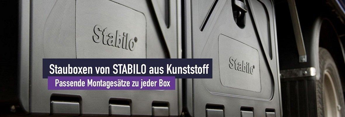 Stabilo Stauboxen